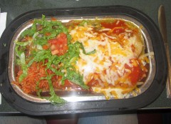 Beef Enchilada