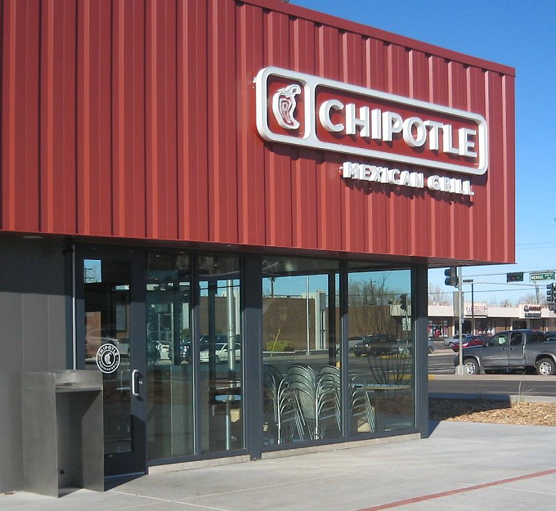 Chipotle Mexican Grill Larry S Albuquerque Food Musings