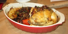 Chicken al Forno