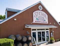 St Clair Winery & Bistro