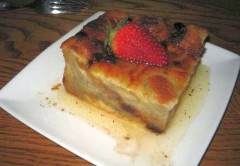 Jackson Square Bread Pudding
