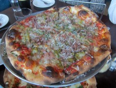 Pizza Salsiccia