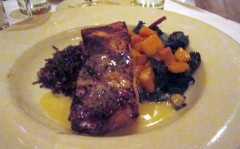 Orange-Glazed Atlantic Salmon