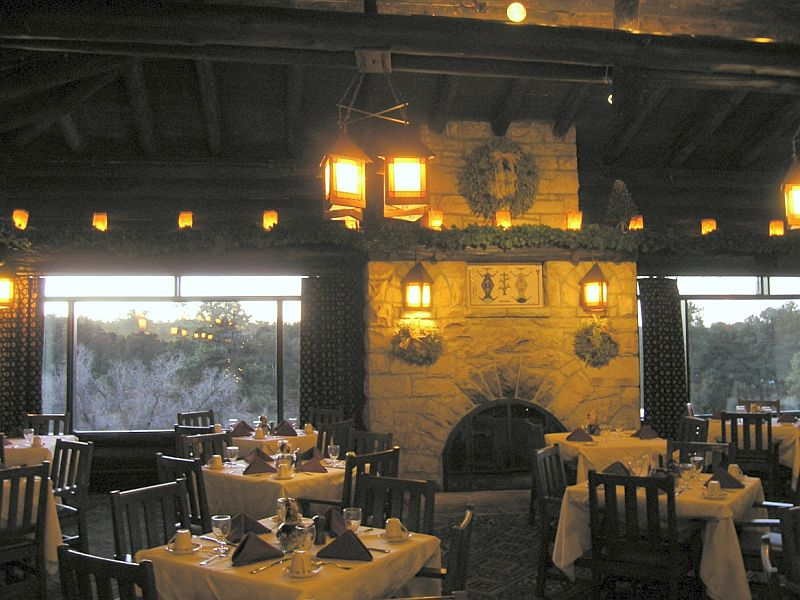 Dining Room. El Tovar Dining Room  Grand Canyon AZ    Larry s Albuquerque Food