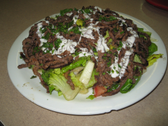 Lamb and Beef Scharwama