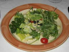 Table-Side Salad