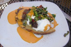 Tenderloin Eggs Benedict