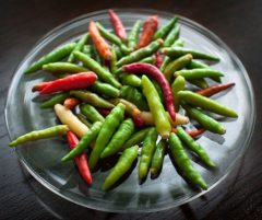 Bird Peppers