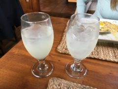 Tarragon-Infused Fresh Lemonade