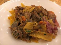 Pork Cheek Pappardelle