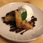 Port Wine Bread Pudding