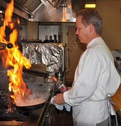 Paeter Lukes, Chef and