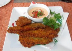 Fried Chile Strips