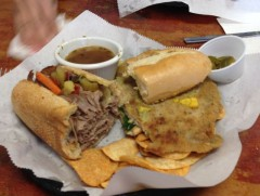 Italian Beef and Lincoln Pork